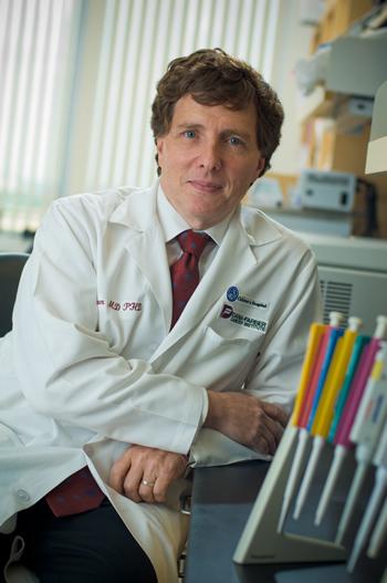 PLGA Program Clinical Director, Mark Kieran, MD, PhD